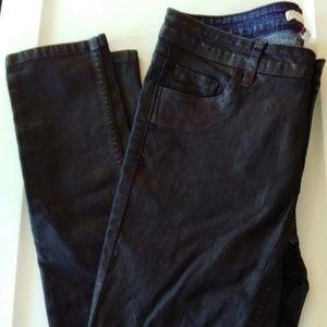 Bongo Size 11 Black Rinse Skinny Jeans